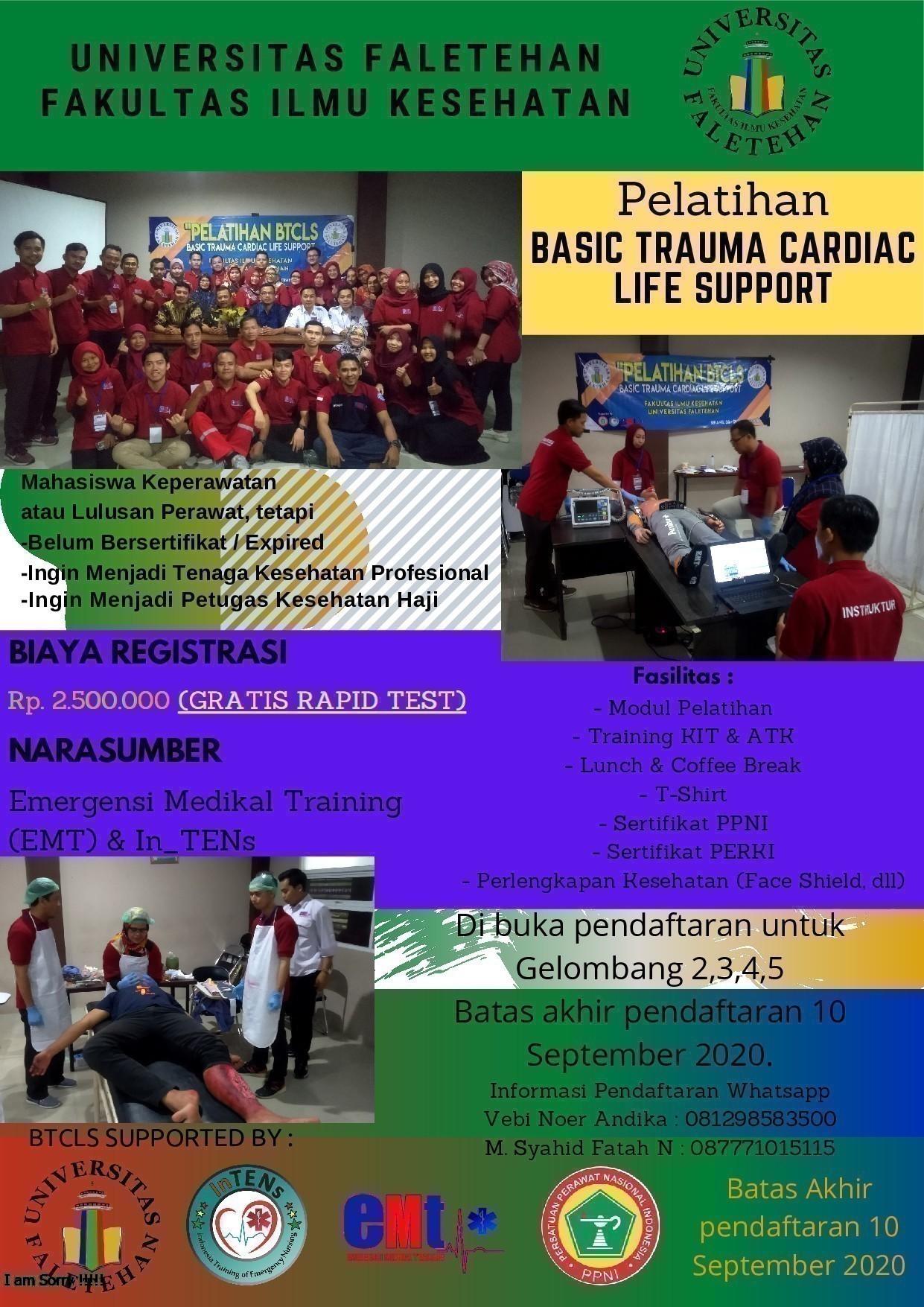 Tingkatkan kompetensi mahasiswa, Fakultas Ilmu Kesehatan Universitas Faletehan